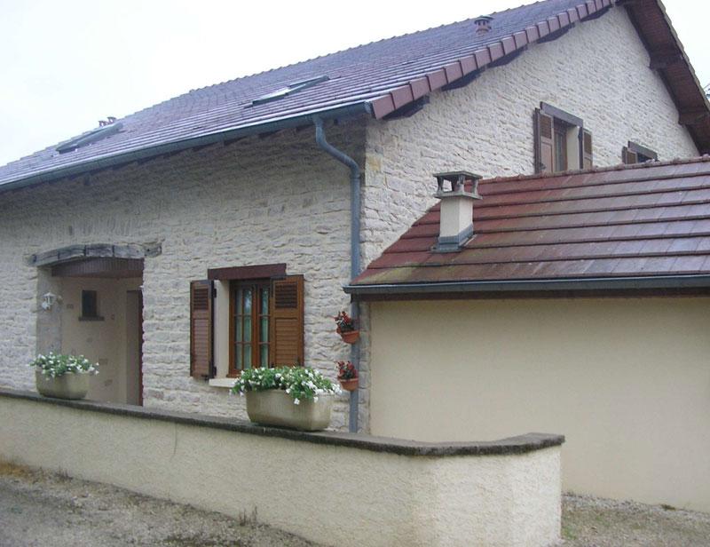 Ravalement de fa ades for Renovation maison pierre